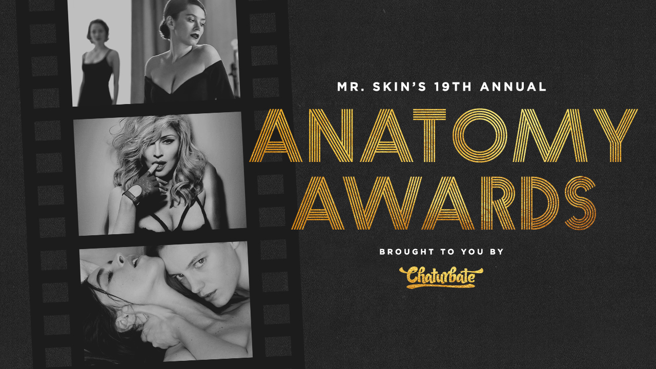 Mr Skins Anatomy Awards The Best Celeb Nude Scenes Of The Year