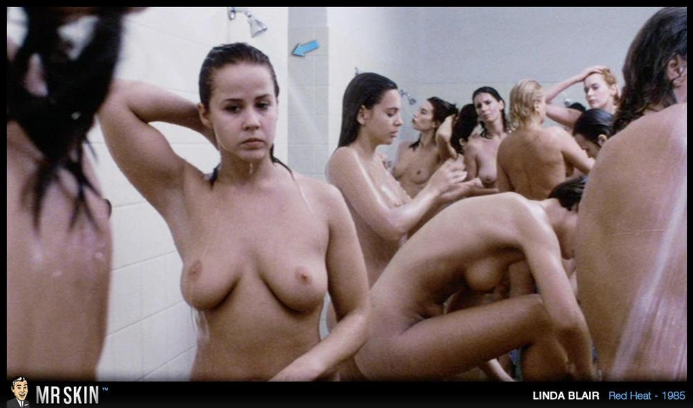 linda blair topless fake