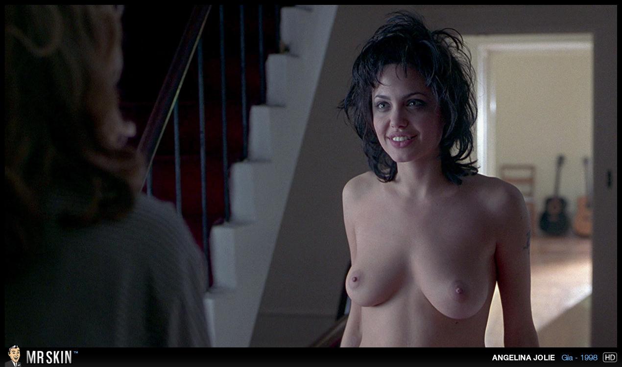 Angelina Jolie Fully Nude Pics
