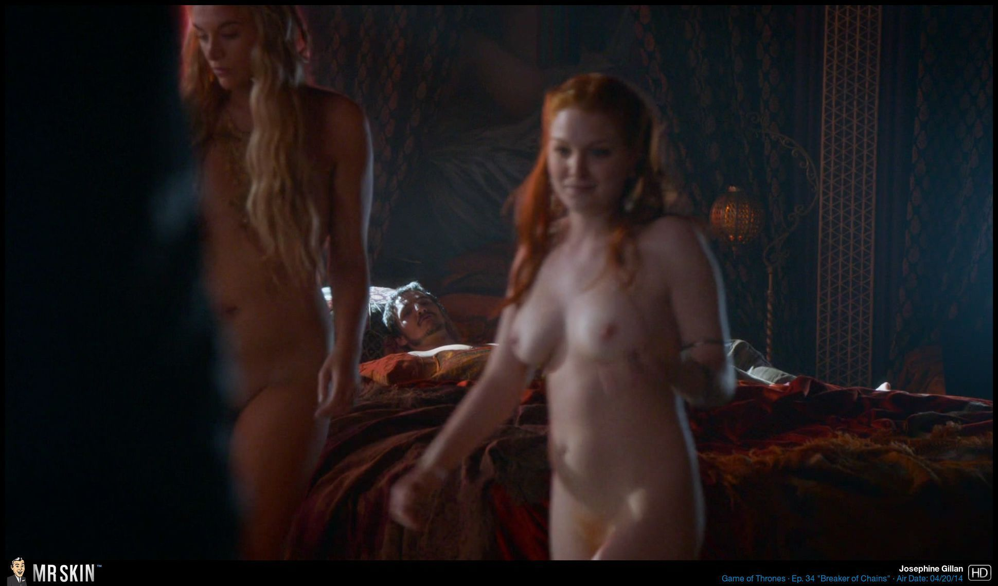 From dusk till dawn nude scenes