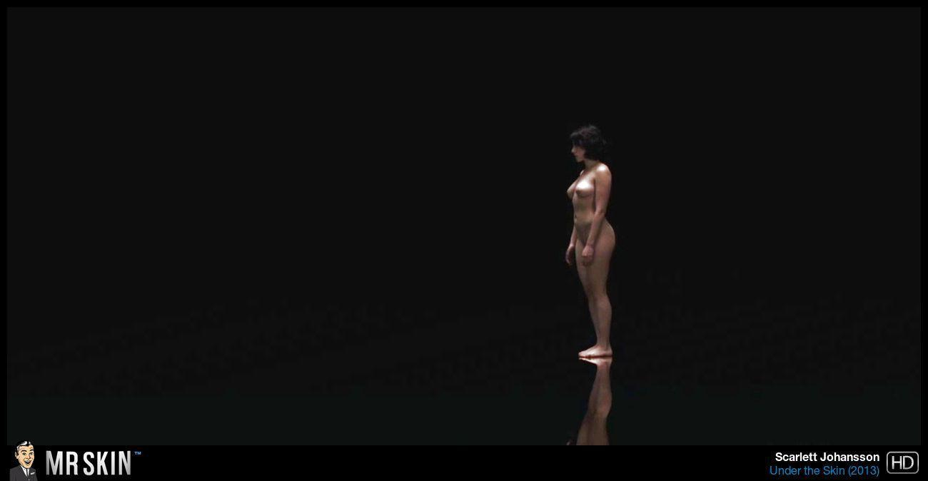 Scarlett johansson nude hd