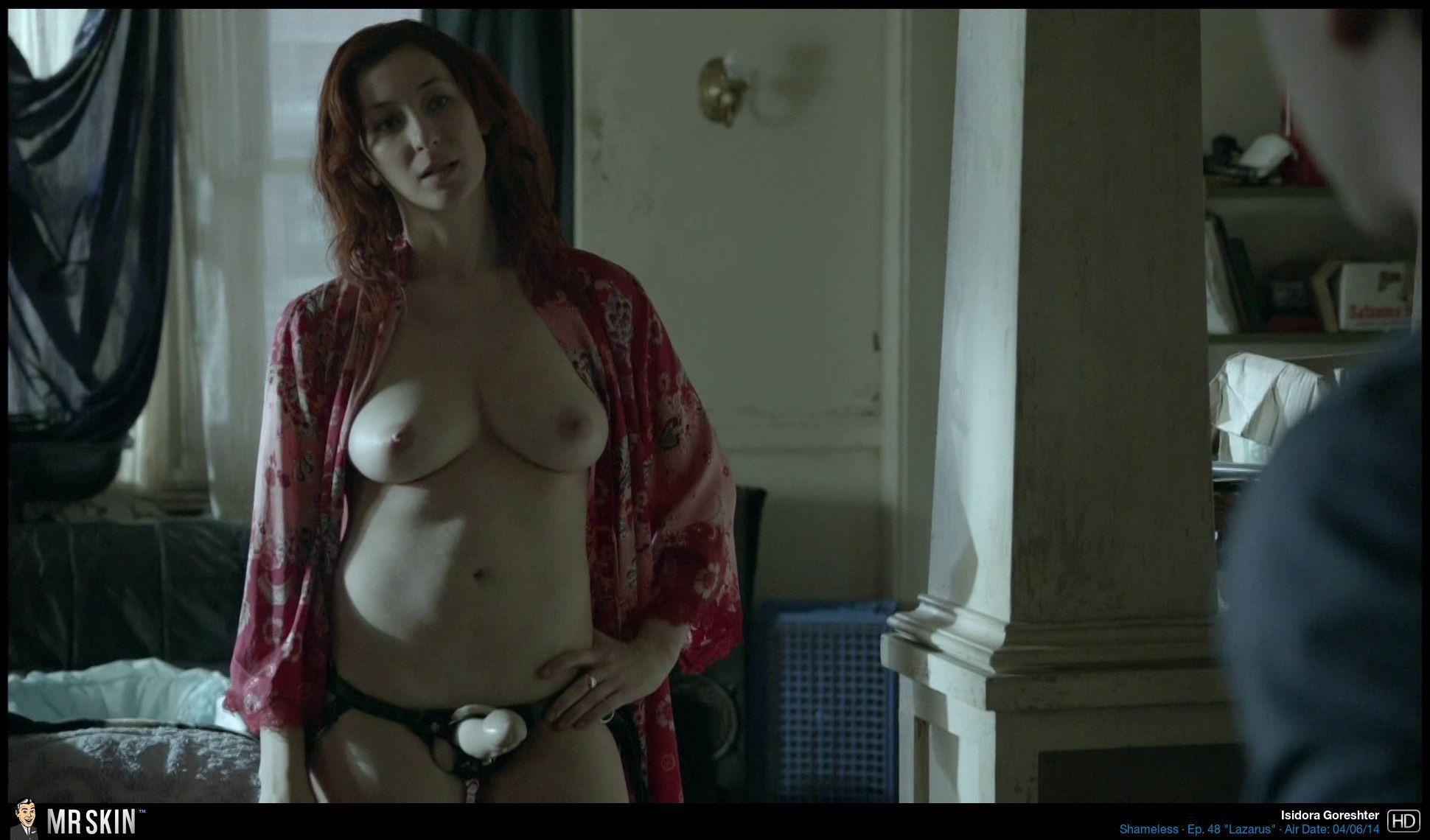 Emmy rossum nude scene in shameless series scandalplanetcom