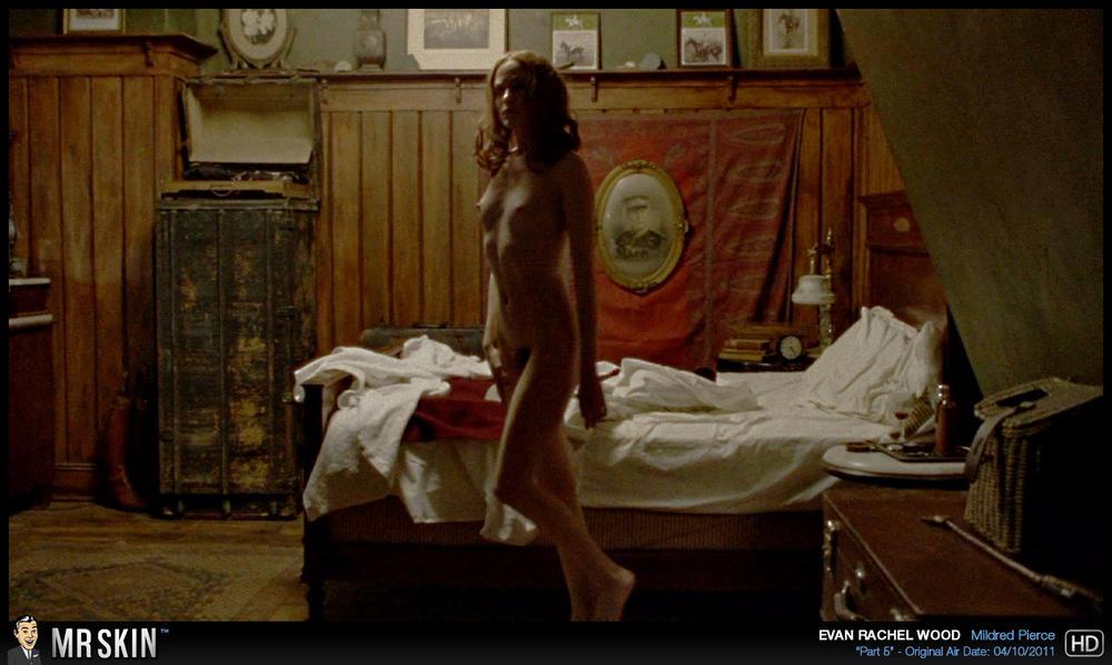 Warm Evan Rachel Wood Nude Jew Pic