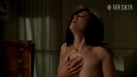 lorraine bracco nude sopranos scene