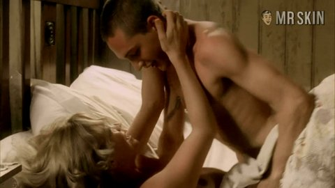 Band of brothers graphic sex scene something also