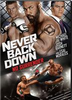 Never back down no surrender ee7ec5e1 boxcover
